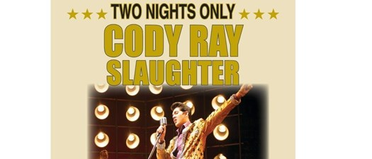 Griffin Moose Lodge presents Cody Ray Slaughter