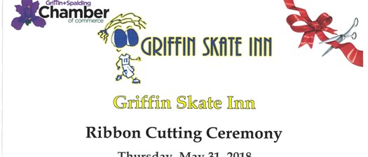 Griffin Skate Inn Ribbon Cutting