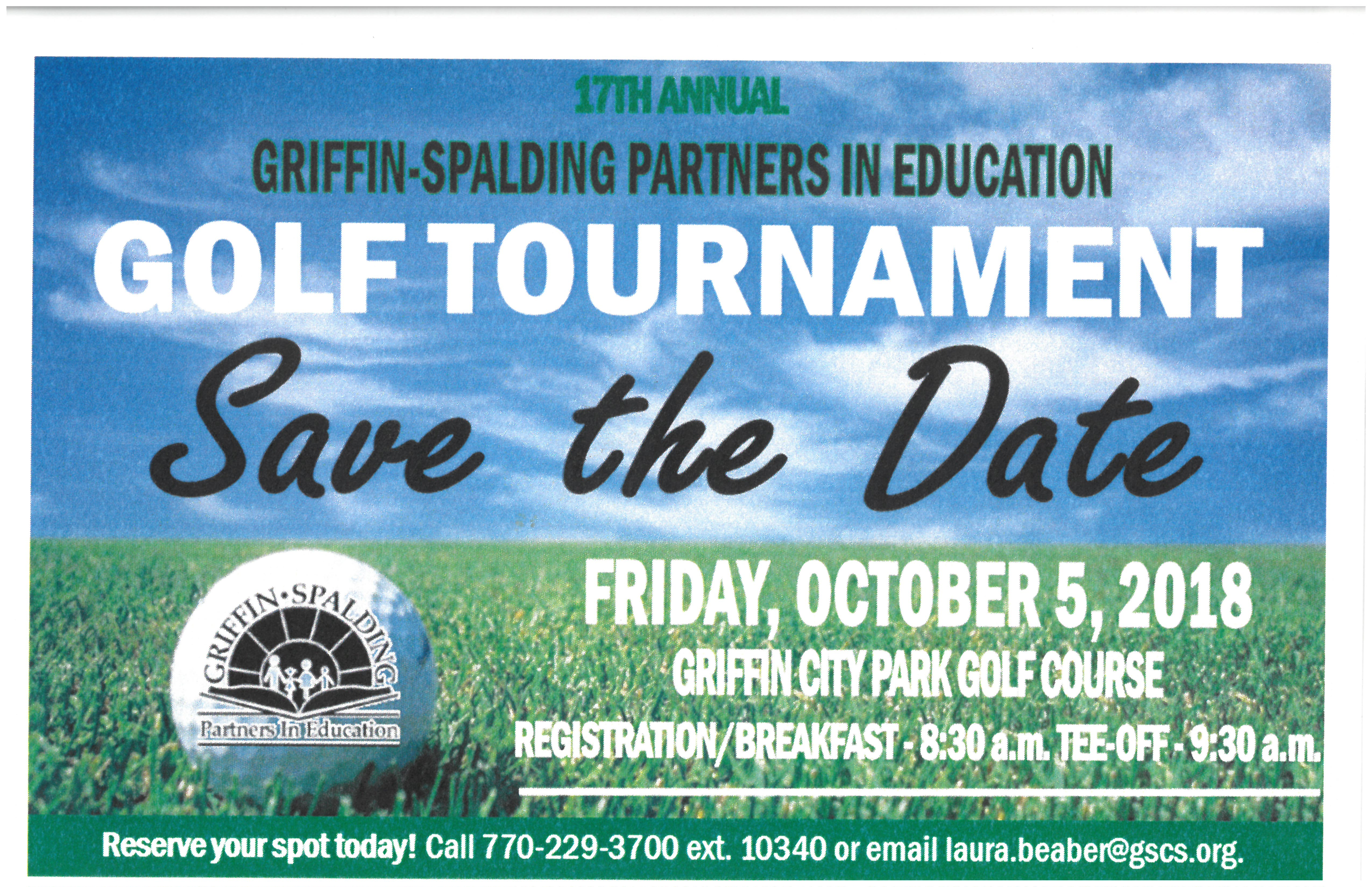 Griffin-Spalding Partners in Education Golf Tournament