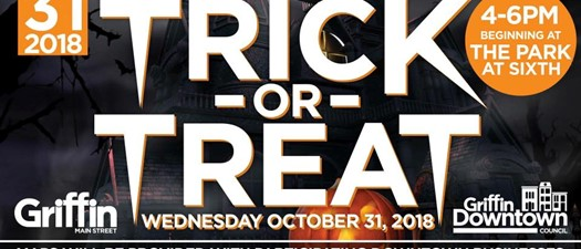 Downtown Griffin Trick or Treat