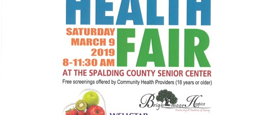 Griffin - Spalding County Community Health Fair