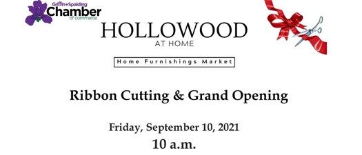 Ribbon Cutting/Grand Opening - Hollowood at Home