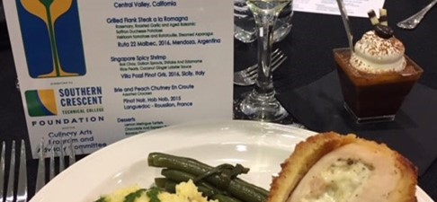 SCTC Culinary Arts Food & Wine Pairing