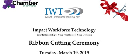 Impact Workforce Technology Ribbon Cutting