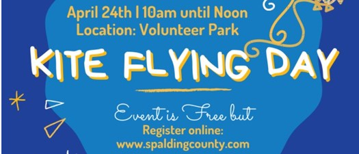 Spalding County's Kite Day