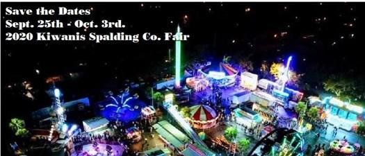 2020 Kiwanis Spalding County Fair