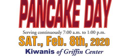 Kiwanis Pancake Day 2020