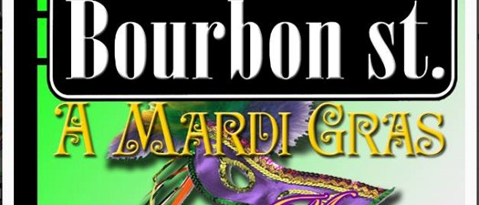 Mardi Gras Murder Mystery - Saturday, February 9th