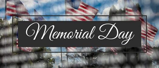 Memorial Day Celebration 2020