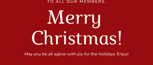 Merry Christmas from The Chamber of Commerce!
