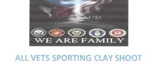 All Vets Sporting Clay Shoot