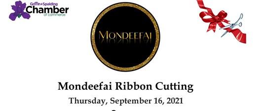 Ribbon Cutting - Mondeefai