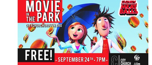 Movie in the Park - Sept 24th