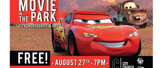 Movie in the Park - August 2021