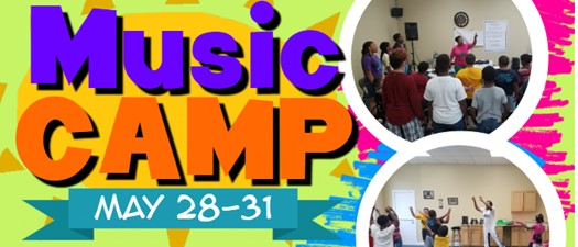 Fresh Start Christian Church Music Camp