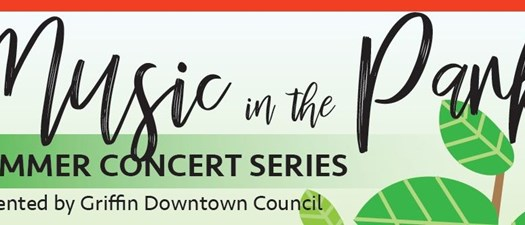 Music in the Park - Concert Aug 11th