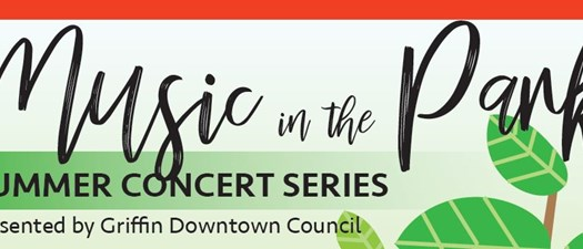 Music in the Park - Concert August 25th