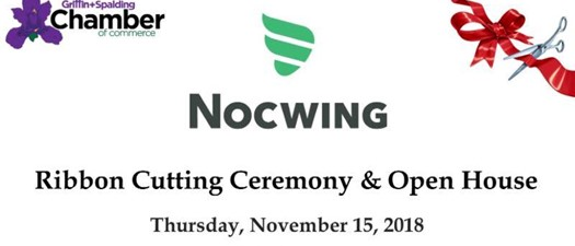 Nocwing Ribbon Cutting