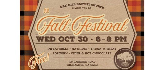 Oak Hill Fall Festival 2019