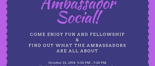 Chamber Ambassador Social