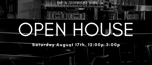 Jailhouse Brewery Open House