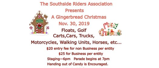 City of Griffin Christmas Parade 2019