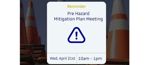 Spalding County Pre Hazard Mitigation Plan Meeting