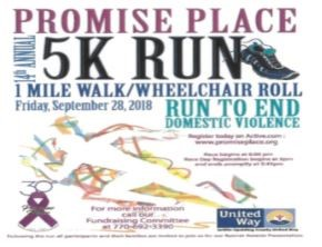 Promise Place 5K Run