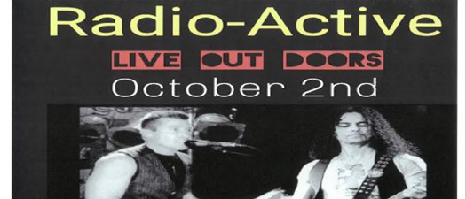 Radio-Active Live OutDoors @El Toro Loco