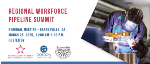Regional Workforce Pipeline Summit