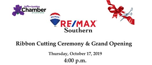 Ribbon Cutting - ReMax Southern