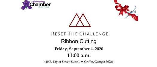 Ribbon Cutting - Rest the Challenge
