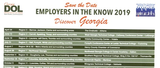 Employers in the Know 2019