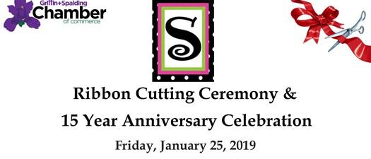 Serendipity Ribbon Cutting & 15 Year Anniversary