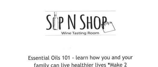 doTERRA 101 Essential Oils Class