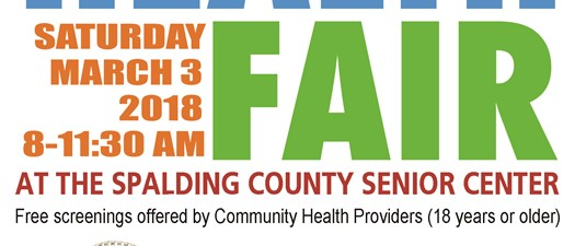Griffin Spalding County Community Health Fair