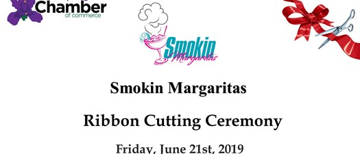 Ribbon Cutting - Smokin Margaritas