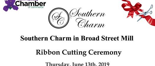 Ribbon Cutting - Southern Charm