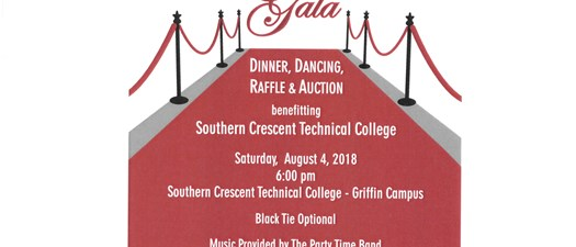 Southern Crescent Red Carpet Gala