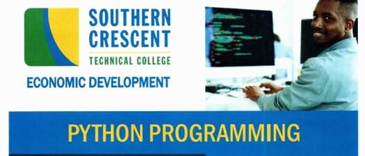 Southern Crescent Python Programming