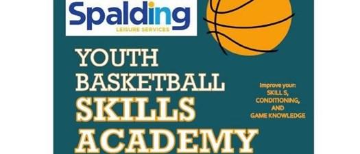 Youth Basketball Skills Academy