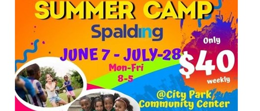 Spalding County City Park Summer Camp 2021