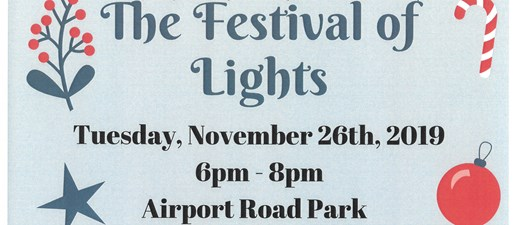 Spalding County Festival of Lights