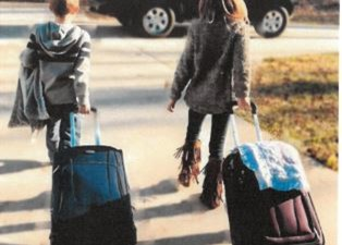 Suitcase and Blanket Drive
