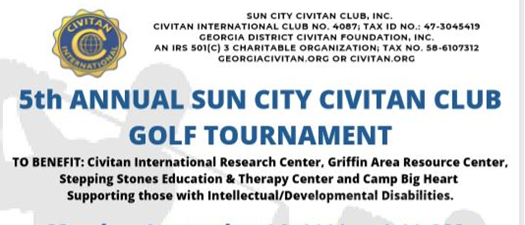 Sun City Civitan Golf Tournament 2020