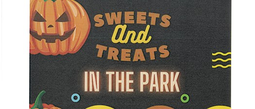 Sweets and Treats in the Park 2021