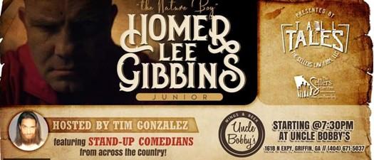 Tall Tales - Homer Lee Gibbins