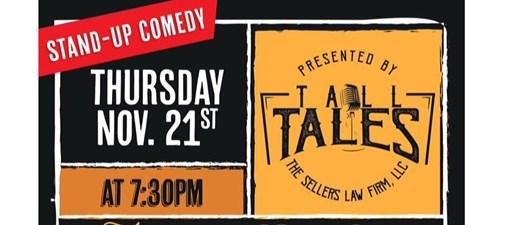 Tall Tales - November 2019