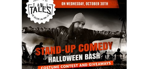 Tall Tales Stand-up Comedy Halloween Bash