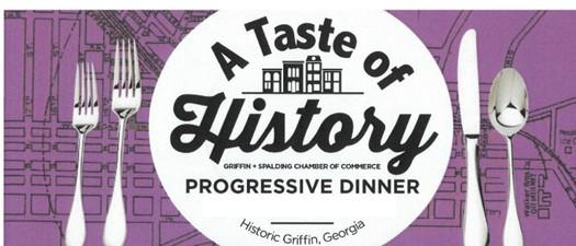 A Taste of History Progressive Dinner